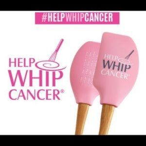 NIB Pampered Chef Help Whip Cancer Scraper